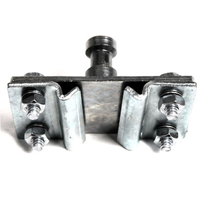 Bowens Fixed Rail Clamp with Spigot