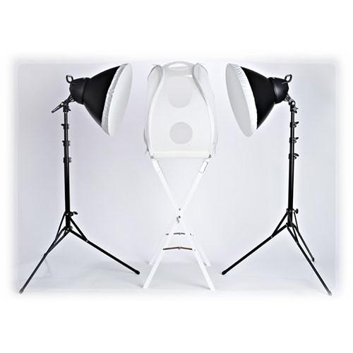Bowens Streamlite 330 Fluorescent 2 Light Kit (120V)