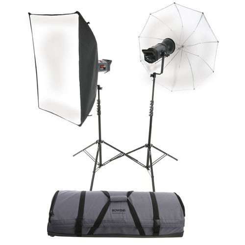 Bowens Esprit DX Two Monolight Kit (120VAC)
