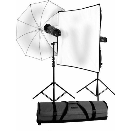 Bowens Esprit 500 Studio Lighting Kit: Bowens Esprit II DX 2-Light Kit (120VAC) BW-4282 B&H Photo