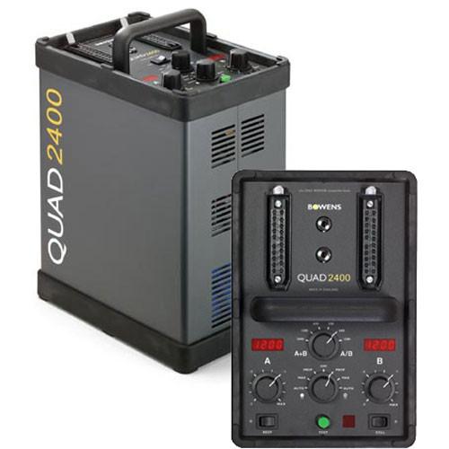 Bowens Quad 2400 Power Pack (120V)
