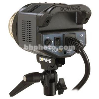 Bowens QuadX Flash Head with 250W Modeling Light