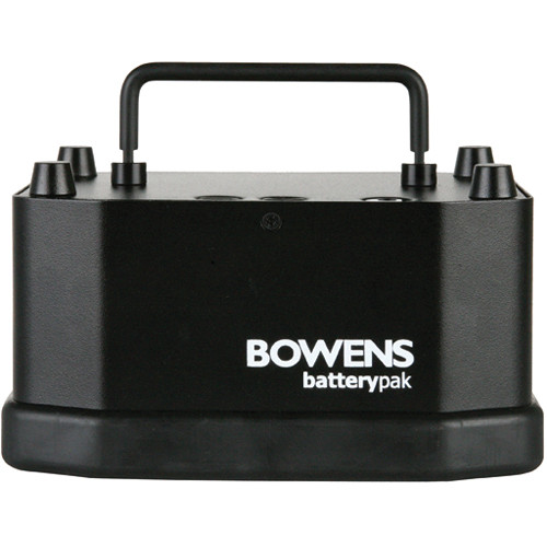 Bowens Small Travelpak Battery
