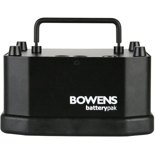 Bowens Small Travelpak Battery
