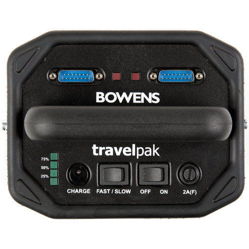 Bowens Travelpak Control Panel w/o Charger
