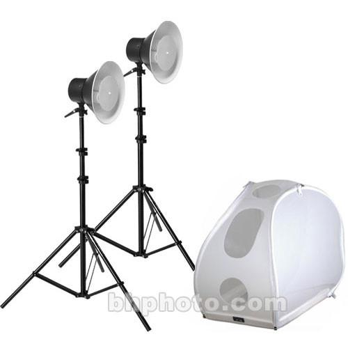 Bowens Trilite Fluorescent Digital Lighting Kit