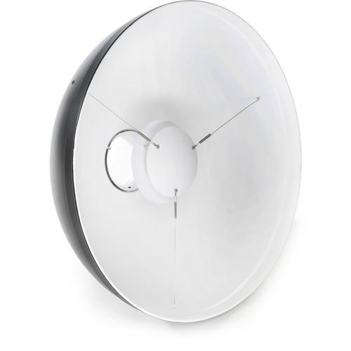 "Bowens 21"" Beauty Dish Reflector (White)"