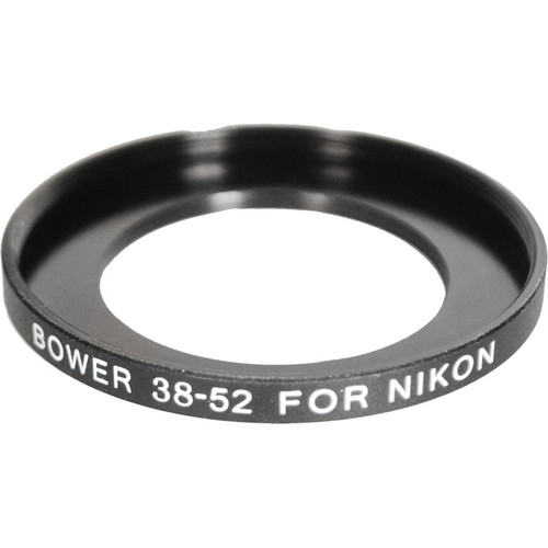 Bower Nikon P80 Adapter Tube 52mm