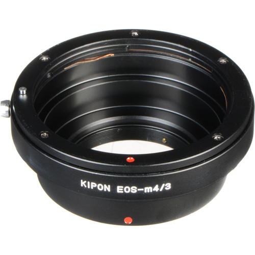 Bower AB43EOS Micro 4/3 Camera to Canon EOS Lens Adapter