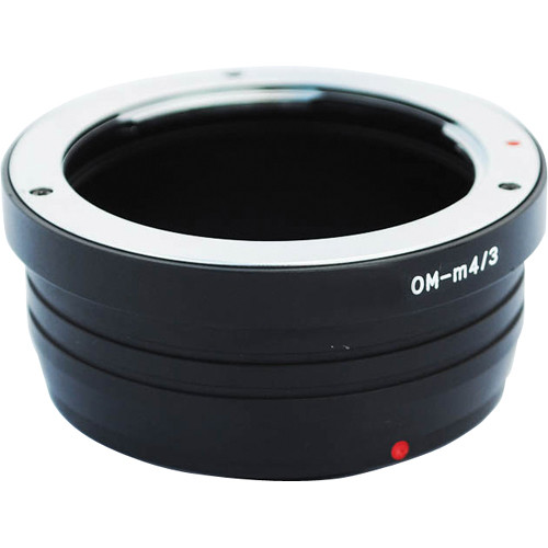 Bower AB43OM Micro Four Thirds Body to Olympus OM Lens Adapter