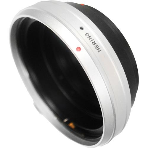Bower ABEOSHAS Canon EOS Camera to Hasselblad V System Lens Adapter
