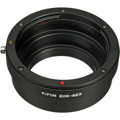 Bower Adapter for Canon EOS Lens to Sony NEX Camera