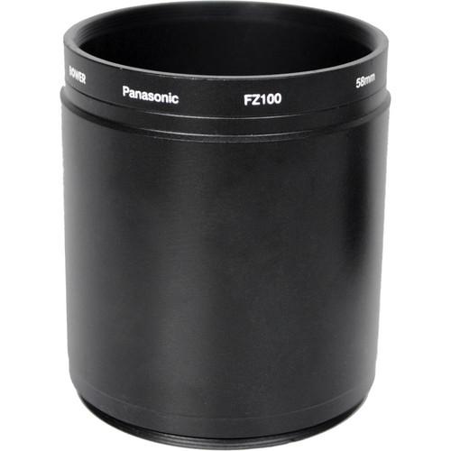 Bower 58mm Adapter Tube for Panasonic FZ100 Digital Camera