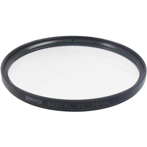 Bower 74mm Digital HD UV Filter