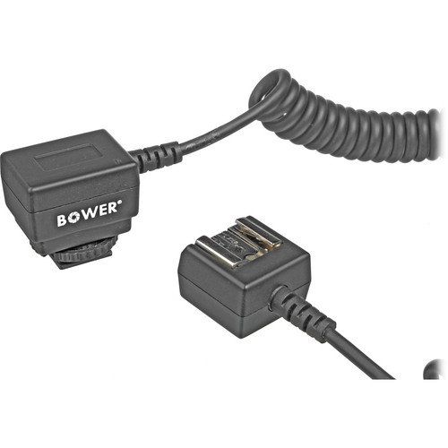 Bower E-TTL Flash Extension Cord (4.5', 1.4 m)