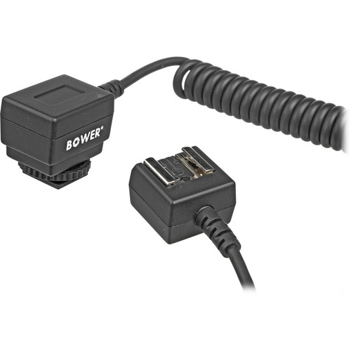 Bower I-TTL Flash Extension Cord (4.5', 1.4 m)