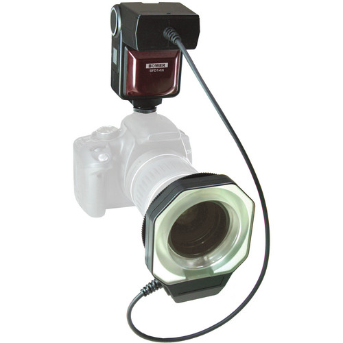 Bower SFD14S Sony Ringlight Flash