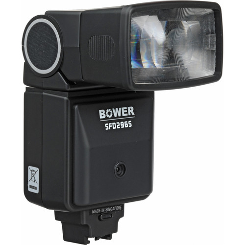 Bower SFD296S Digital Automatic Flash for Sony/Minolta Cameras