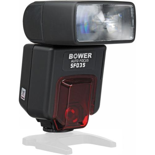 Bower SFD35 Digital Flash for Nikon Cameras