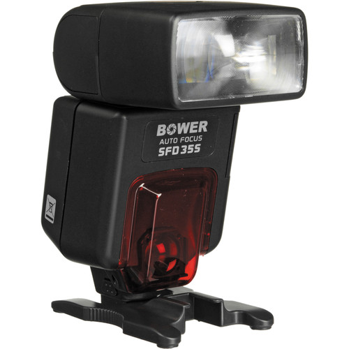 Bower SFD35 Digital Flash for Sony/Minolta Cameras