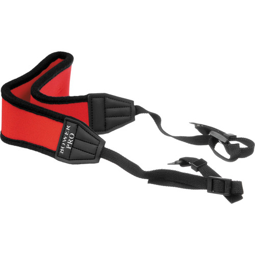 Bower SS10 Deluxe Heavy-duty Neck Strap (Red)