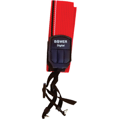 Bower SS24 Deluxe Heavy-duty Neck Strap (Red)