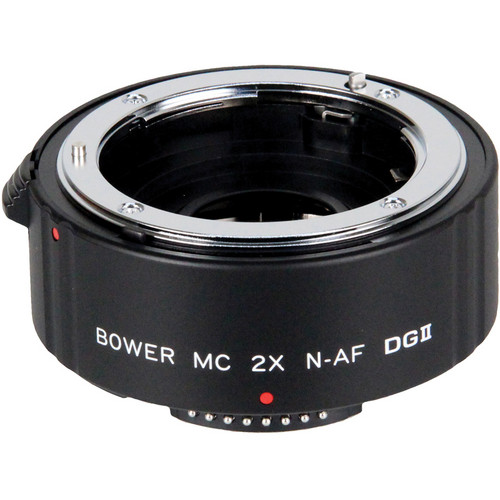 Bower 2x DGII Teleconverter (4 Element) for Nikon