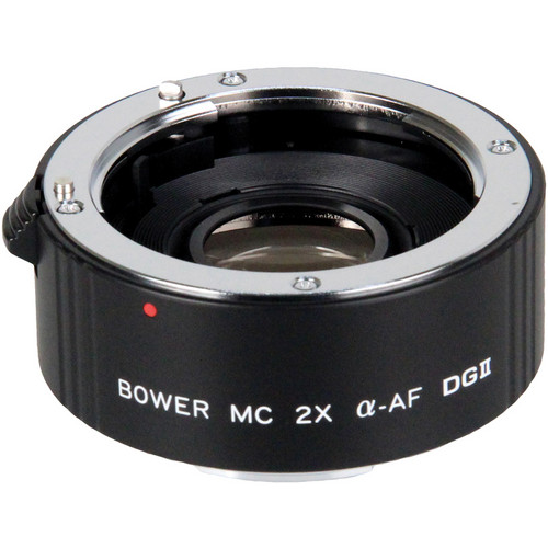 Bower 2x DGII Teleconverter (4 Element) for Sony