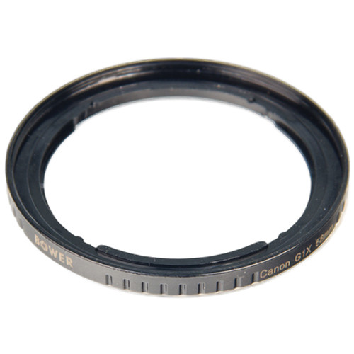 Bower Conversion Adapter Ring for Canon G1 X