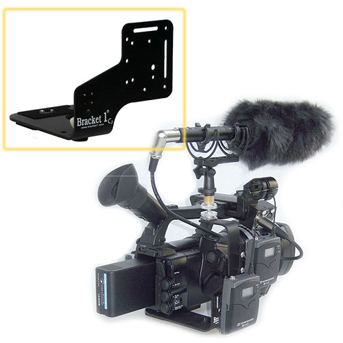 Bracket 1 C2 On-Camera Wireless Receiver Mount
