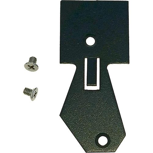 Bracket 1 Attachment Clip for Mounting Sennheiser ew Series Receivers to Bracket 1 Camera Mount