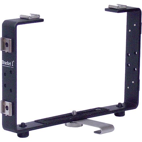 Bracket 1 micro-U Multi-Cold-Shoe for DSLR