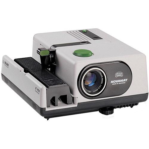 Braun Novamat E150 Auto-Focus 35mm Slide Projector