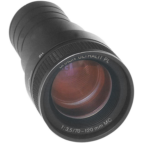 Braun 70-120mm f/3.5 MC Super Paxon Projection Lens