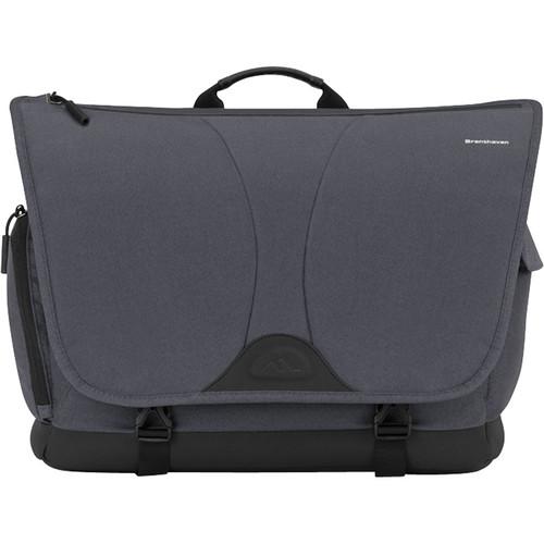 Brenthaven BX2 Camera/Laptop Messenger Bag (Charcoal Gray)