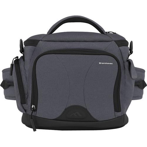 Brenthaven BX2 Convertible Shoulder Bag (Charcoal Gray)