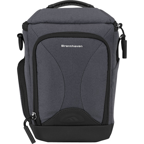 Brenthaven BX2 Holster Bag (Charcoal Gray)