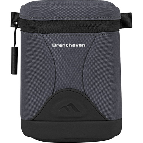Brenthaven BX2 Lens Case (Charcoal Gray)