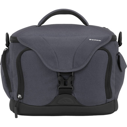 Brenthaven BX2 Large Shoulder Bag (Charcoal Gray)