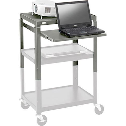 Bretford 2642NSKIT Adjustable AV Cart Retrofit Kit (Quartz)