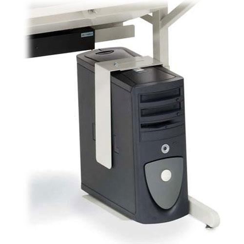 Bretford Slim Tower CPU Holder (Black)
