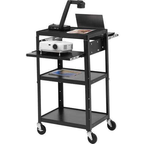 Bretford A2642DNSE Adjustable Multimedia Cart