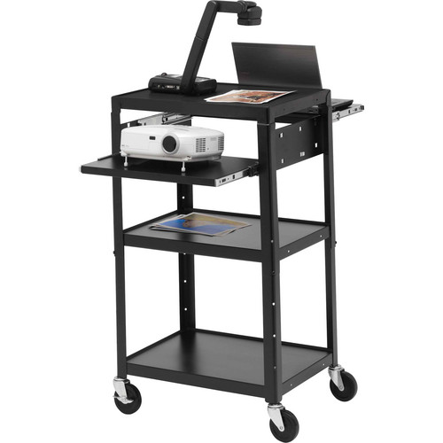 Bretford A2642DNS Adjustable Multimedia Cart