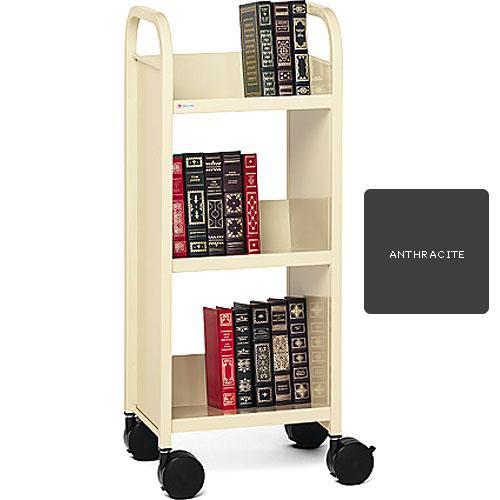 Bretford Contemporary Book & Utility Truck (Anthracite)