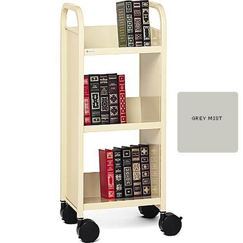 Bretford Contemporary Book & Utility Truck (Gray Mist)