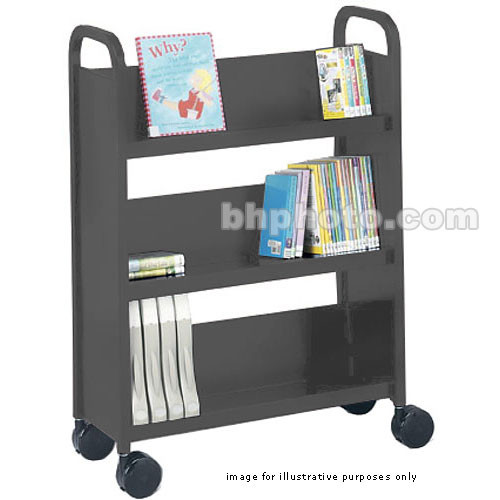 Bretford Contemporary Book & Utility Truck (Anthracite)