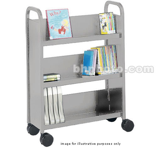 Bretford Contemporary Book & Utility Truck (Grey Mist)