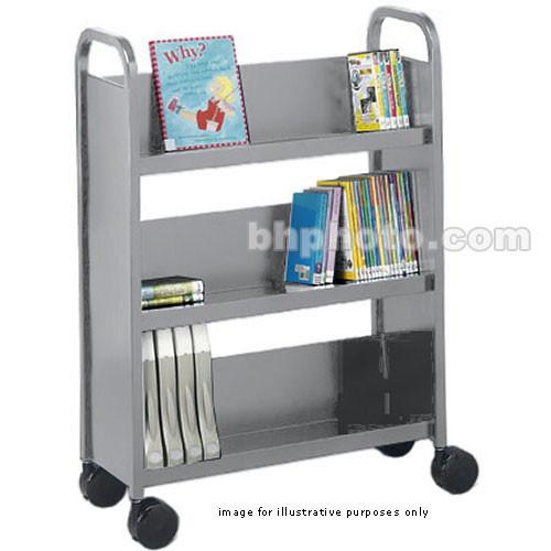 Bretford Contemporary Book & Utility Truck (Aluminum)