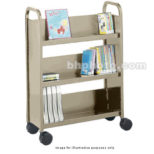 Bretford Contemporary Book & Utility Truck (Putty Beige)