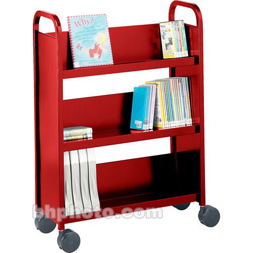 Bretford Contemporary Book & Utility Truck (Cardinal)